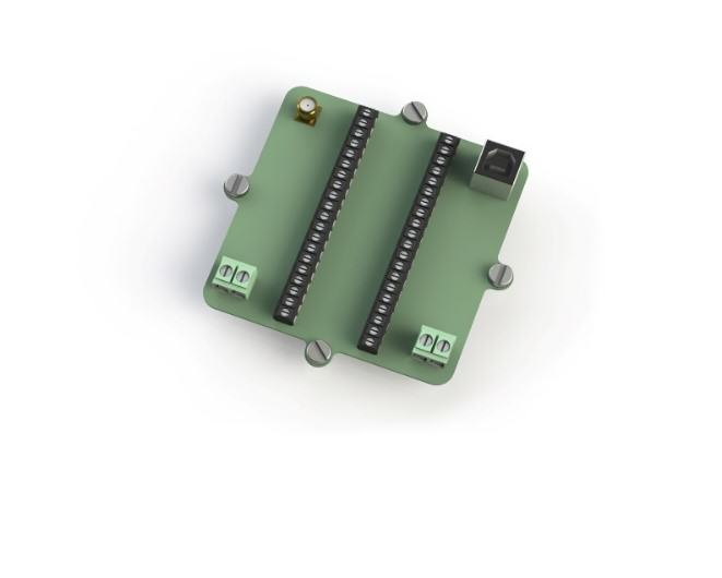 IoT-serie Rode Lamp Extra