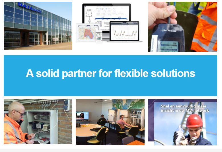 Secure smart grid solutions